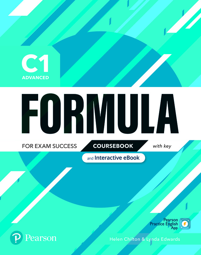 Formula. C1 Advanced. Coursebook with key with student online resources + App + eBook