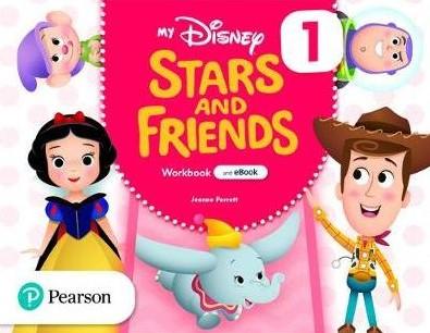 My Disney Stars and Friends 1. Workbook with eBook
