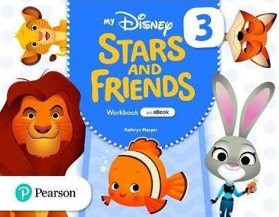 My Disney Stars and Friends 3. Workbook with eBook