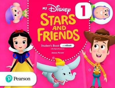 My Disney Stars and Friends 1. Student's Book + eBook with digital resources