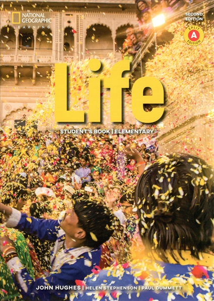 Life 2nd Edition A2 Elementary Exam view