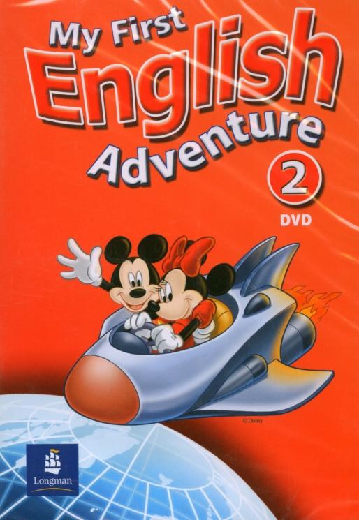 My First English Adventure 2.   DVD