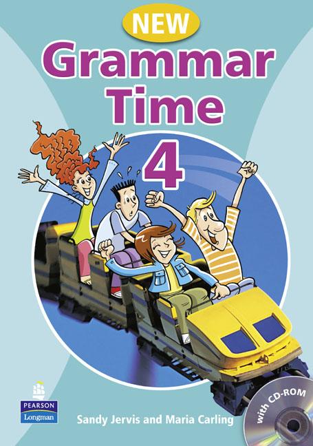 New Grammar Time 4.    Podręcznik + CD