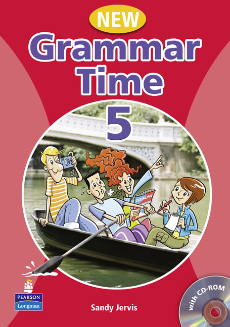 New Grammar Time 5.    Podręcznik + CD