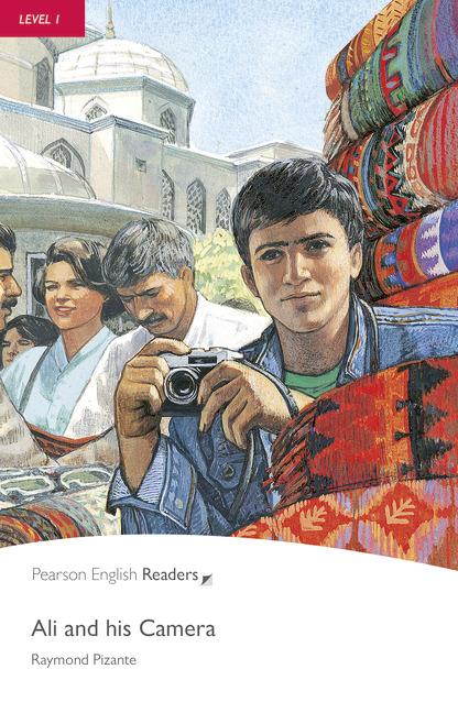 Ali and his Camera + CD. Pearson English Readers