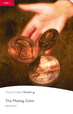 The Missing Coins + CD. Pearson English Readers