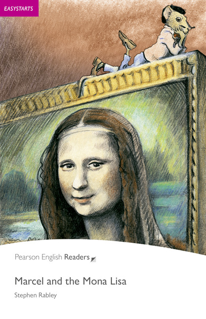 Marcel and the Mona Lisa + CD. Pearson English Readers
