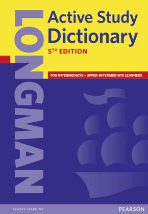 Longman Active Study Dictionary 5Ed