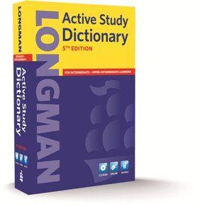 Longman Active Study Dictionary 5th Edition + CD