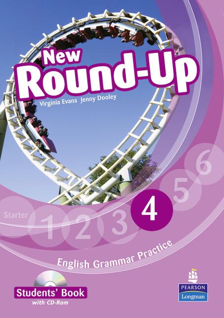 New Round-Up 4.    Podręcznik + CD