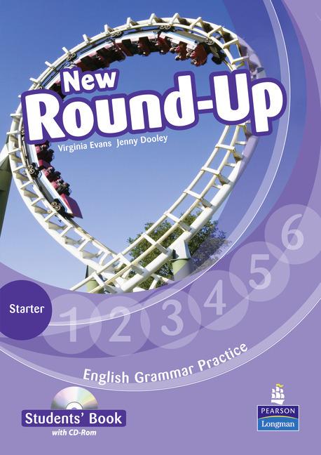 New Round-Up Starter.   Podręcznik + CD