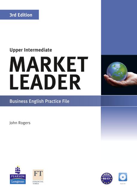 Market Leader Upper Intermediate. Practice File + CD