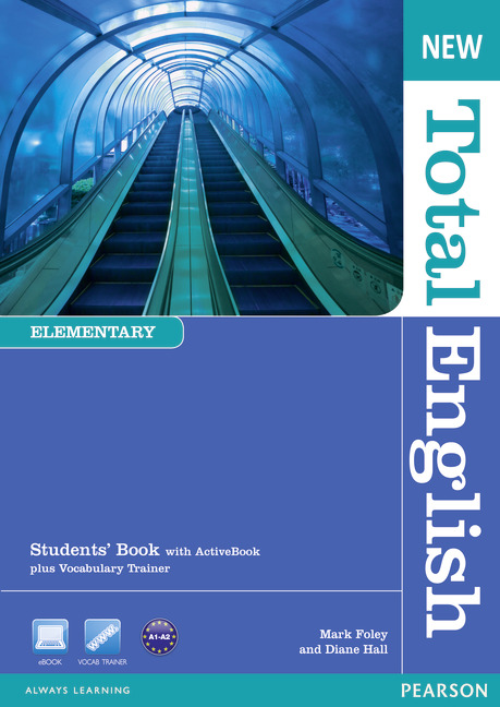 New Total English Elementary.    Podręcznik + Active Book