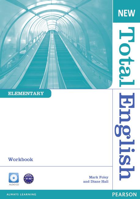 New Total English Elementary. Ćwiczenia bez Klucza + CD