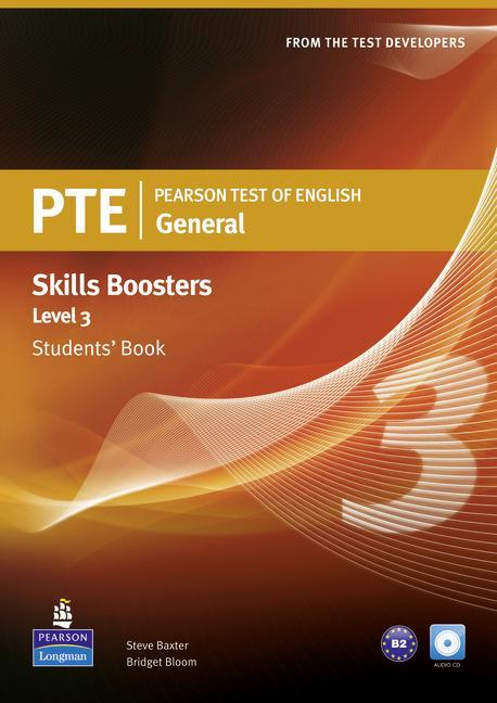 PTE General Skills Booster 3. Podręcznik + CD