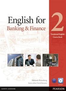 English for Banking & Finance 2. Podręcznik + CD