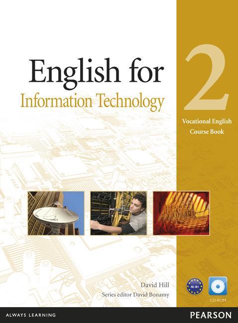 English for Information Technology 2. Podręcznik + CD