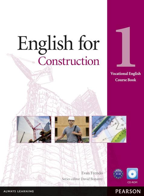 English for Construction 1. Podręcznik + CD