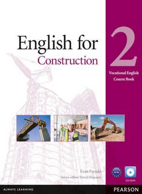 English for Construction 2. Podręcznik + CD
