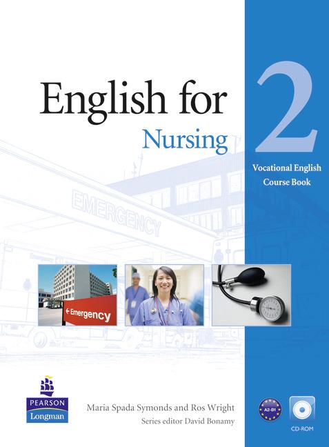English for Nursing 2. Podręcznik + CD
