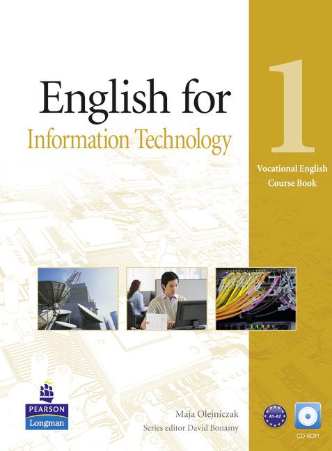 English for Information Technology 1. Podręcznik + CD