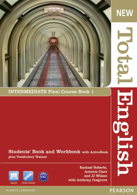 New Total English Intermediate.   Flexi Course Book 1