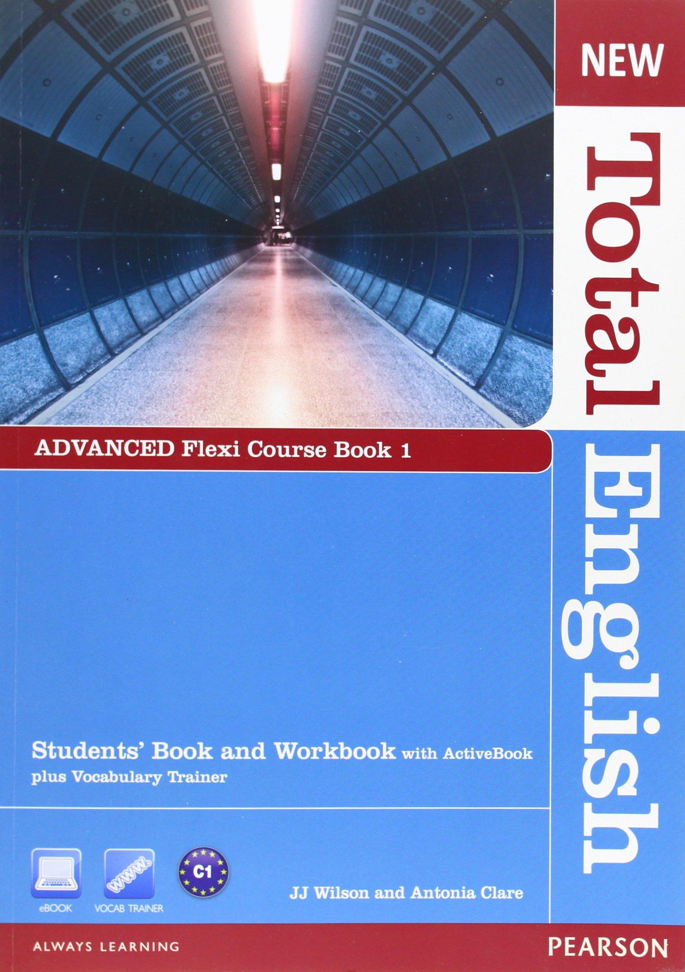 New Total English Advanced. Flexi Course Book 1