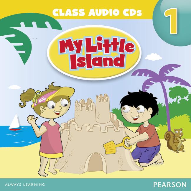 My Little Island 1. CD do Podręcznika