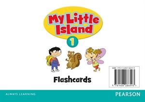My Little Island 1. Flashcards