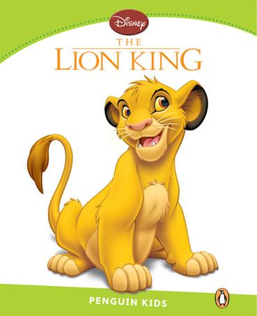The Lion King. Penguin Kids. Poziom 4