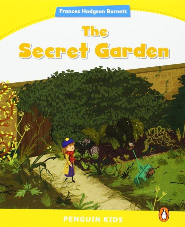 The Secret Garden. Penguin Kids. Poziom 6