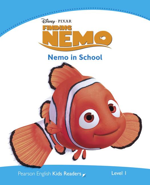 Finding Nemo - Nemo In School. Penguin Kids. Poziom 1