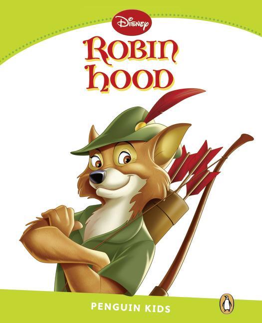 Robin Hood. Penguin Kids. Poziom 4