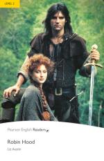 Robin Hood + MP3. Pearson English Readers
