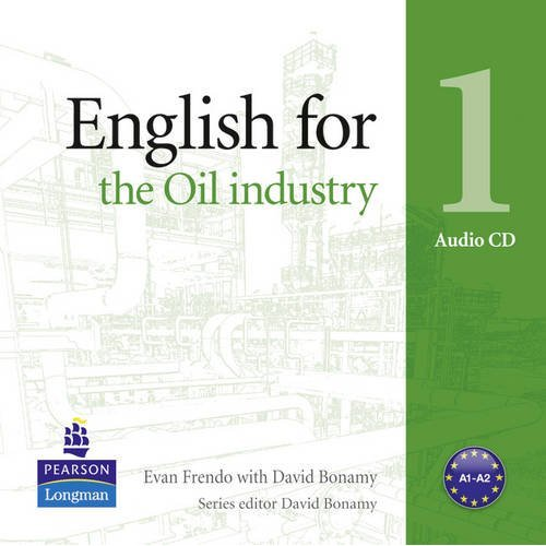 English for the Oil Industry 1 CD-Audio