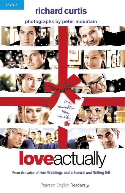Love Actually + CD. Pearson English Readers