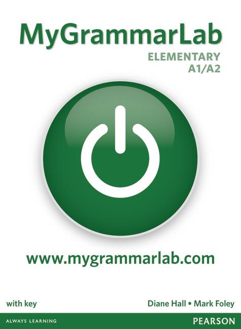 MyGrammarLab Elementary.   Podręcznik z Kluczem + MyLab (for self study)