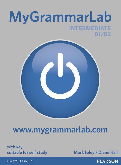 MyGrammarLab Intermediate.   Podręcznik z Kluczem + MyLab