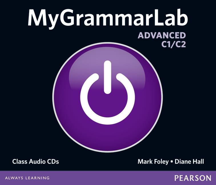 MyGrammarLab Advanced. CD do Podręcznika