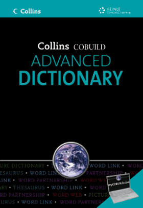 Collins Cobuild Advanced Dictionary   Book + myCOBUILD.com Access + CD-ROM
