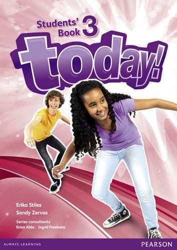 Today! 3. Podręcznik. Wersja Dla Szkół Językowych