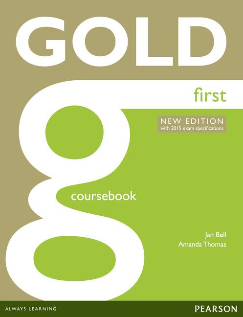 Gold First. Podręcznik + Audio Online