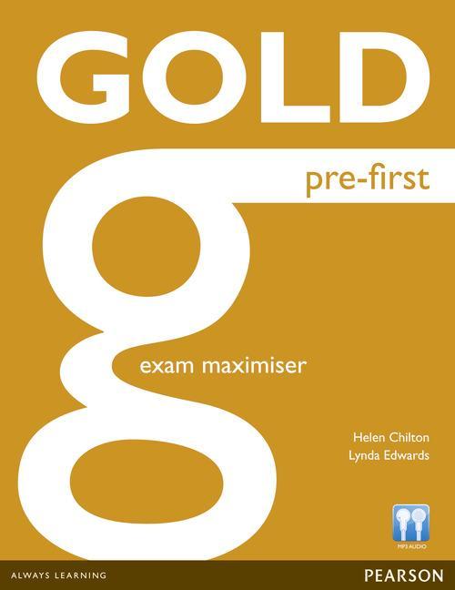 Gold Pre-First. Ćwiczenia bez Klucza