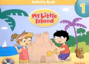 My Little Island 1. Ćwiczenia + Płyta Songs And Chants CD