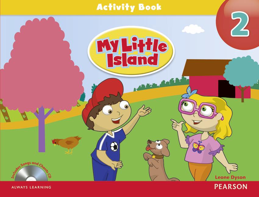 My Little Island 2.    Ćwiczenia + Płyta Songs And Chants CD