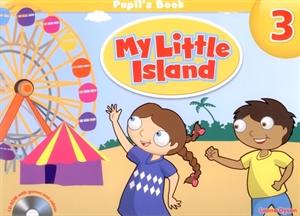 My Little Island 3. Podręcznik + CD