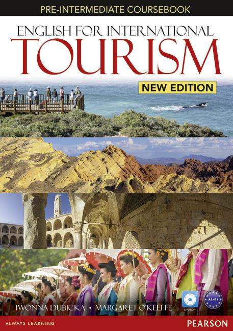 English for International Tourism Pre-Intermediate. Podręcznik + CD