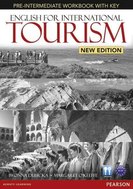 English for International Tourism Pre-Intermediate. Ćwiczenia + Klucz + CD