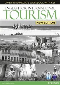 English for International Tourism Upper-Intermediate. Ćwiczenia + Klucz + CD