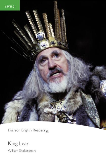 King Lear (Król Lear) + MP3.  Pearson English Readers